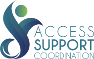 Logo: Access Support Coordination